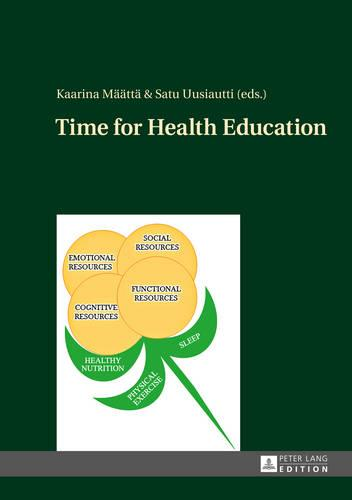 Time for Health Education (Hardback)