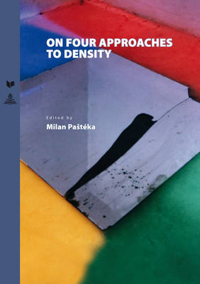 On Four Approaches to Density - Spectrum Slovakia 3 (Hardback)