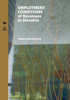 Employment Conditions of Business in Slovakia - Spectrum Slovakia 5 (Hardback)