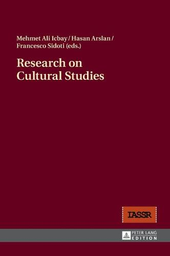 Research on Cultural Studies (Hardback)