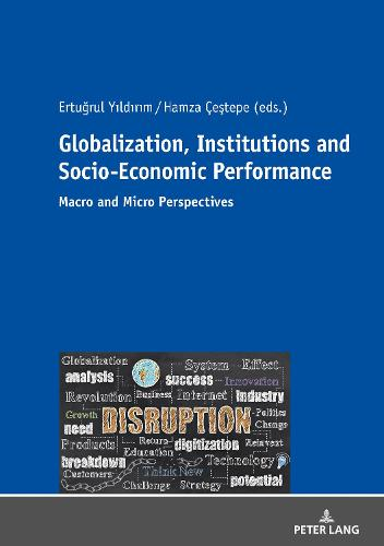 Globalization, Institutions and Socio-Economic Performance: Macro and Micro Perspectives (Paperback)