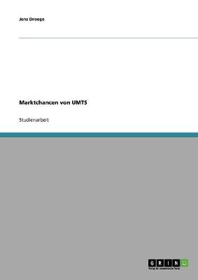 Marktchancen Von Umts (Paperback)
