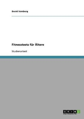 Fitnesstests Fur Altere (Paperback)