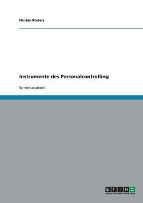Instrumente Des Personalcontrolling (Paperback)
