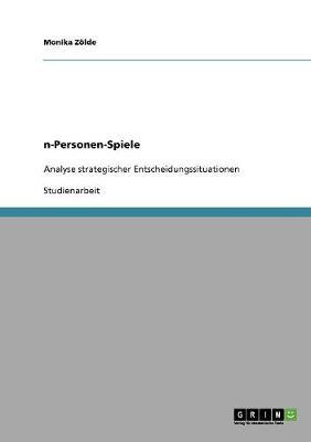N-Personen-Spiele (Paperback)
