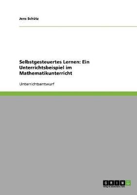 Selbstgesteuertes Lernen: Ein Unterrichtsbeispiel Im Mathematikunterricht (Paperback)
