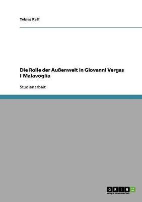 Die Rolle Der Auenwelt in Giovanni Vergas I Malavoglia (Paperback)