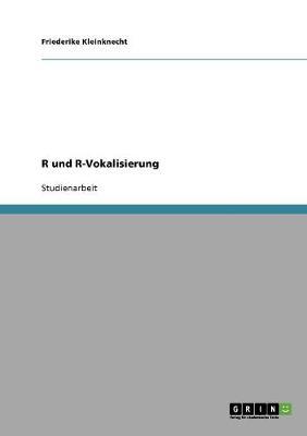 R Und R-Vokalisierung (Paperback)
