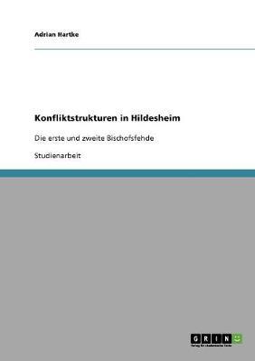 Konfliktstrukturen in Hildesheim (Paperback)