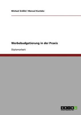 Werbebudgetierung in Der Praxis (Paperback)