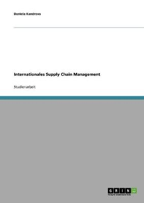 Internationales Supply Chain Management (Paperback)