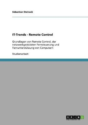 It-Trends - Remote Control (Paperback)
