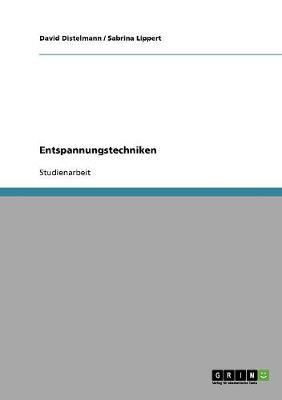 Entspannungstechniken (Paperback)