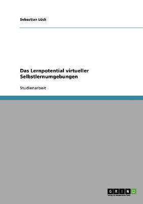 Das Lernpotential Virtueller Selbstlernumgebungen (Paperback)