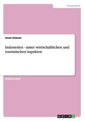 Indonesien - Unter Wirtschaftlichen Und Touristischen Aspekten (Paperback)