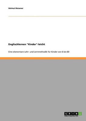 Englischlernen Kinder-Leicht (Paperback)