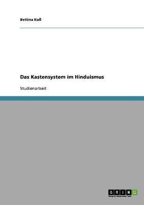 Das Kastensystem Im Hinduismus (Paperback)