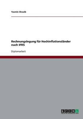 Rechnungslegung Fur Hochinflationslander Nach Ifrs (Paperback)