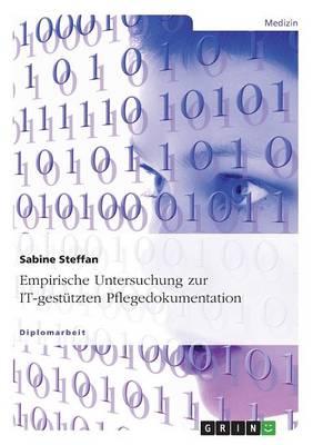 Empirische Untersuchung Zur It-Gestutzten Pflegedokumentation (Paperback)