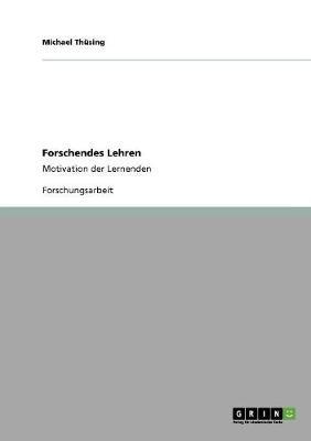 Forschendes Lehren (Paperback)
