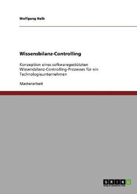 Wissensbilanz-Controlling (Paperback)