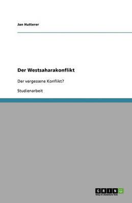 Der Westsaharakonflikt (Paperback)