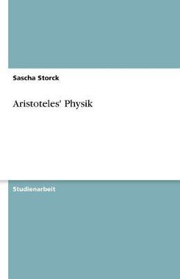 Aristoteles' Physik (Paperback)