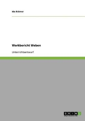 Werkbericht Weben (Paperback)
