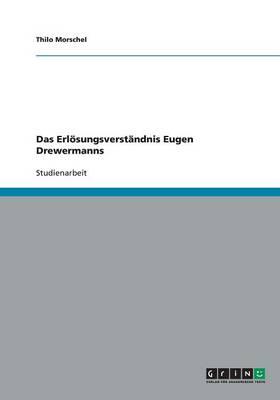Das Erloesungsverstandnis Eugen Drewermanns (Paperback)