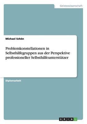 Problemkonstellationen in Selbsthilfegruppen Aus Der Perspektive Professioneller Selbsthilfeunterstutzer (Paperback)