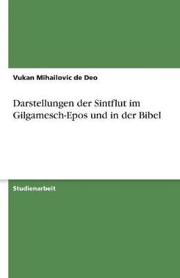 Darstellungen Der Sintflut Im Gilgamesch-Epos Und in Der Bibel (Paperback)