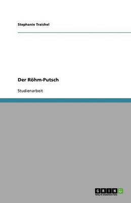 Der Rohm-Putsch (Paperback)