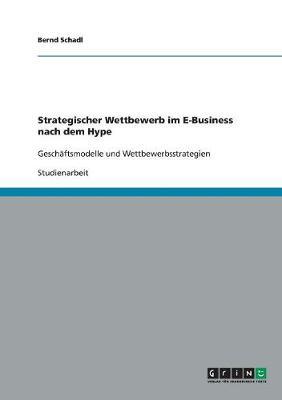 Strategischer Wettbewerb Im E-Business Nach Dem Hype (Paperback)