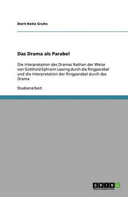 Das Drama ALS Parabel (Paperback)