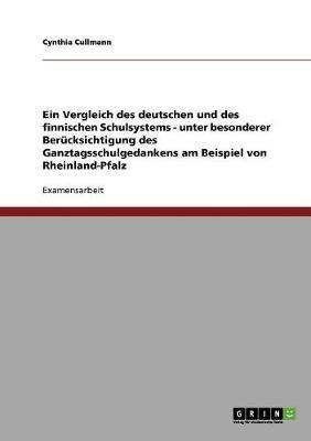 Das Deutsche Und Finnische Schulsystem Im Vergleich (Paperback)