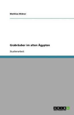 Grabrauber Im Alten Agypten (Paperback)