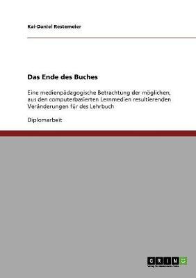 Das Ende Des Buches (Paperback)