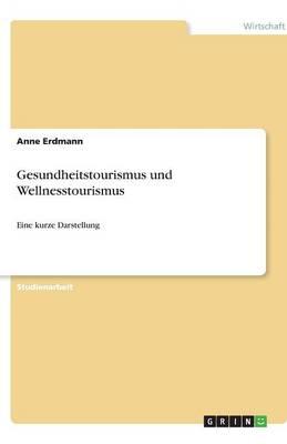 Gesundheitstourismus Und Wellnesstourismus (Paperback)