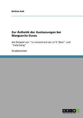 Zur Asthetik Der Auslassungen Bei Marguerite Duras (Paperback)