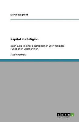 Kapital ALS Religion (Paperback)