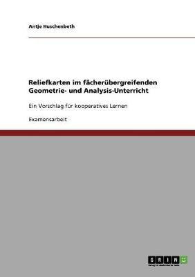 Reliefkarten Im Facherubergreifenden Geometrie- Und Analysis-Unterricht (Paperback)