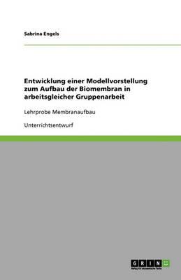 Unterrichtsstunde Membranaufbau (Biologie 11. Klasse Gymnasium) (Paperback)
