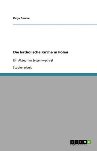 Die Katholische Kirche in Polen (Paperback)