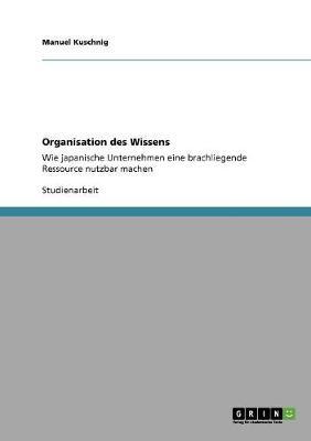 Organisation Des Wissens (Paperback)