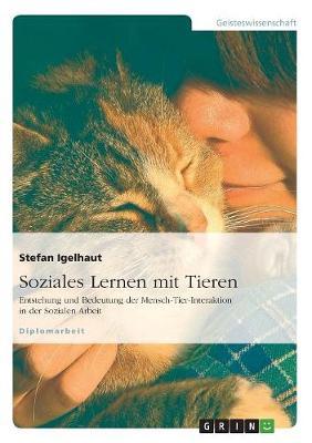 Soziales Lernen Mit Tieren (Paperback)