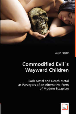 Commodified Evils Wayward Children (Paperback)