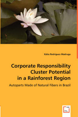 Corporate Responsibility Cluster Potential in a Rainforest Region (Paperback)