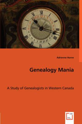 Genealogy Mania (Paperback)