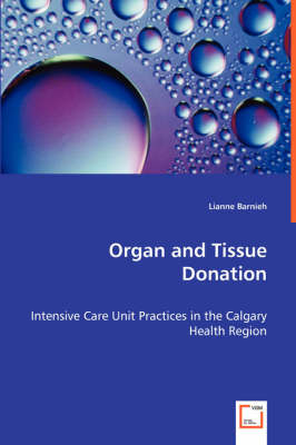 Organ and Tissue Donation (Paperback)