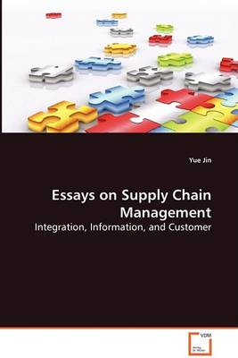 an essay on the role of information systems in supply chain management Supply chain management essay examples the importance of the supply chain in today's society an essay on the role of information systems in supply chain.